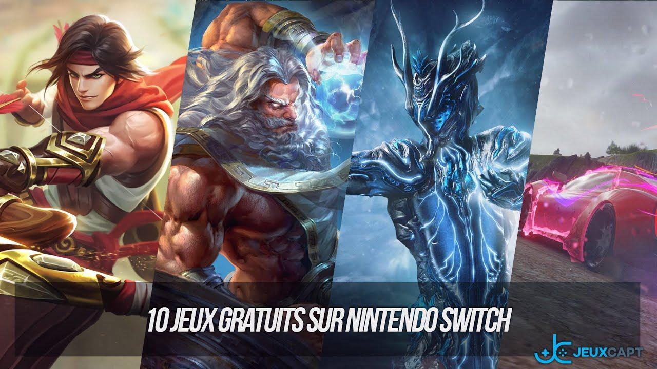 10 Jeux Gratuits Sur Nintendo Switch À Découvrir Pendant Le intérieur Jeux Enfant Gratuit En Ligne