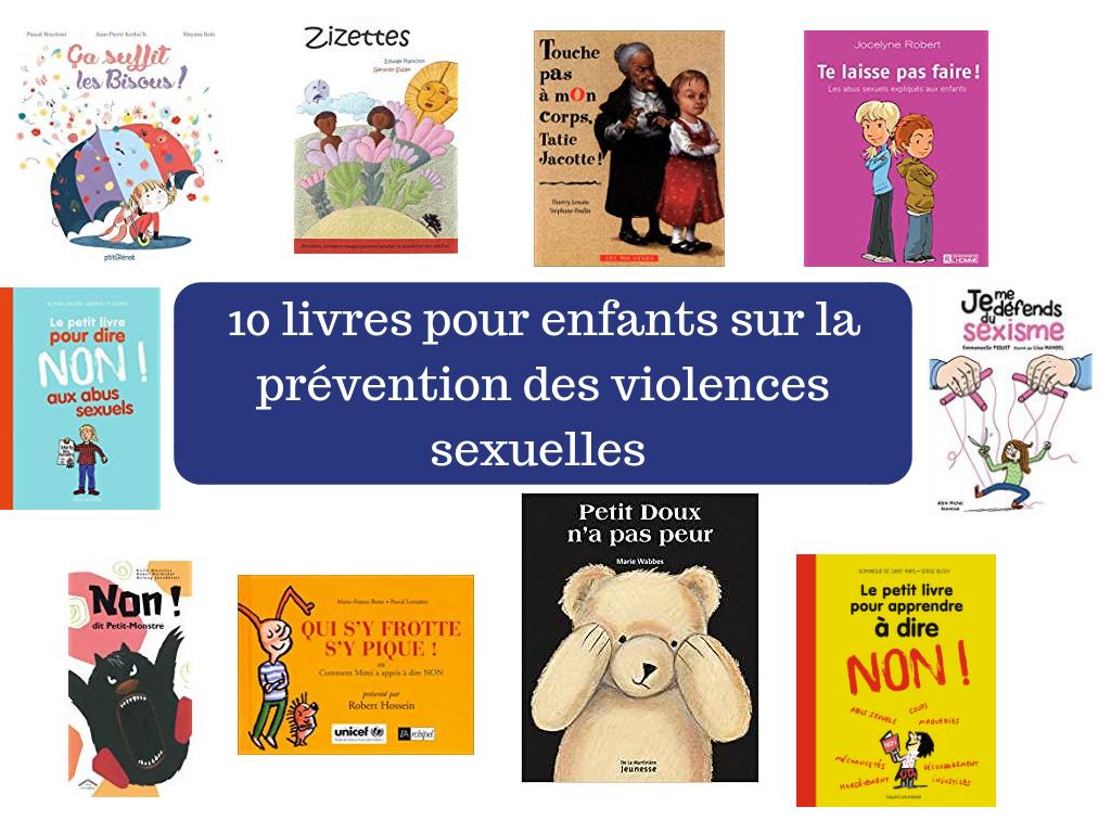 10 Livres Pour Enfants Sur La Prévention Des Violences encequiconcerne Apprendre Les Animaux Pour Bebe