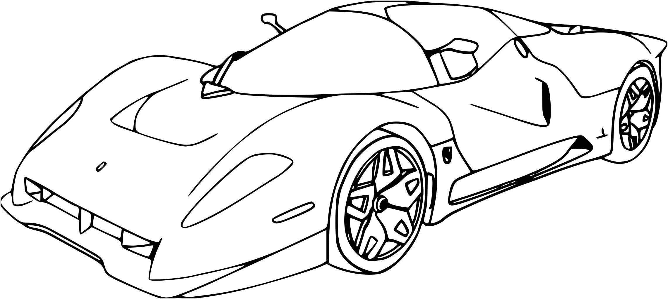 12 Génial Coloriage Voiture Fast And Furious Stock destiné Coloriage Vehicule