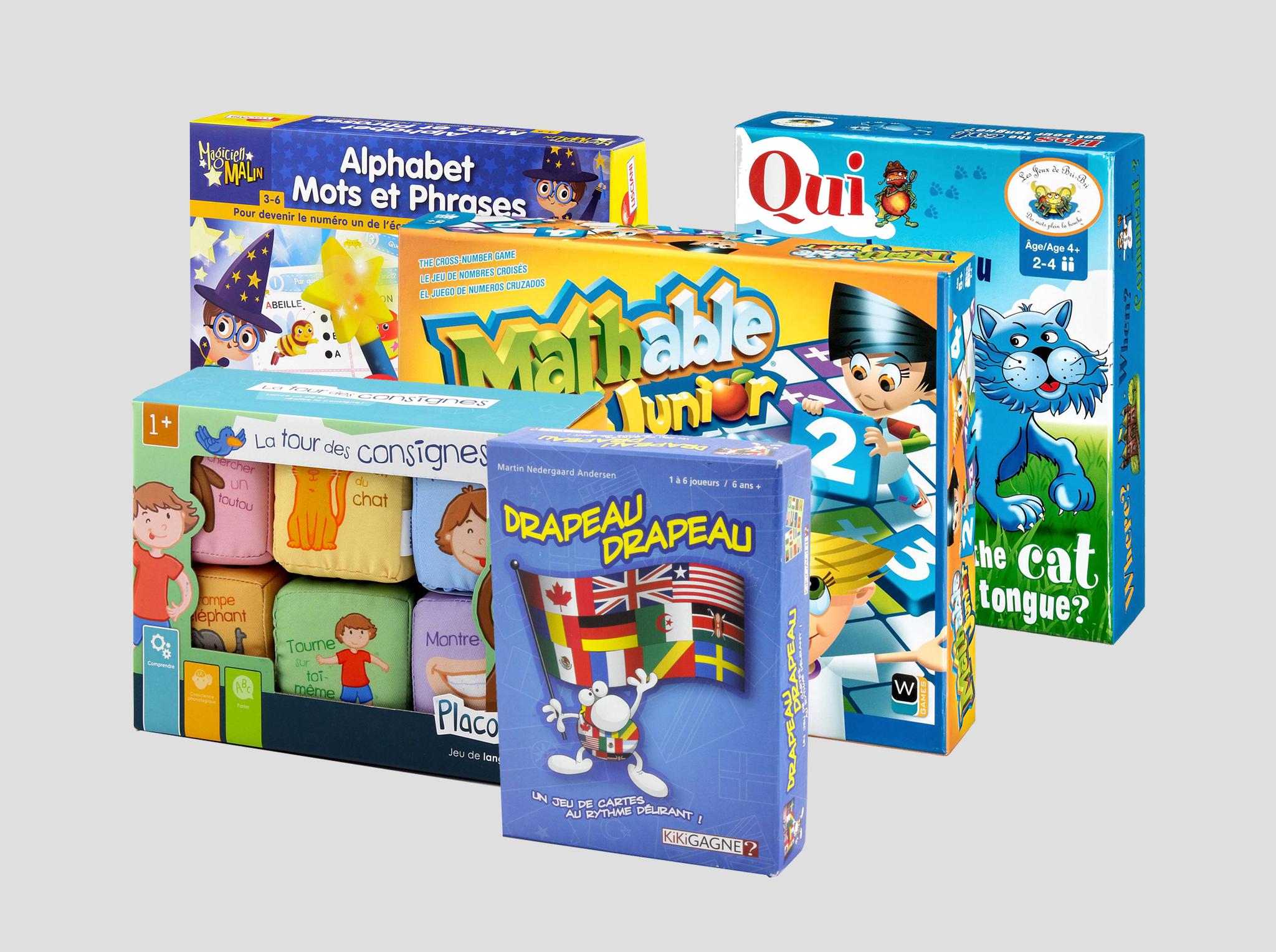 15 Jeux Éducatifs Pour Les Enfants    Protégez-Vous.ca dedans Jeux Educatif 3 v