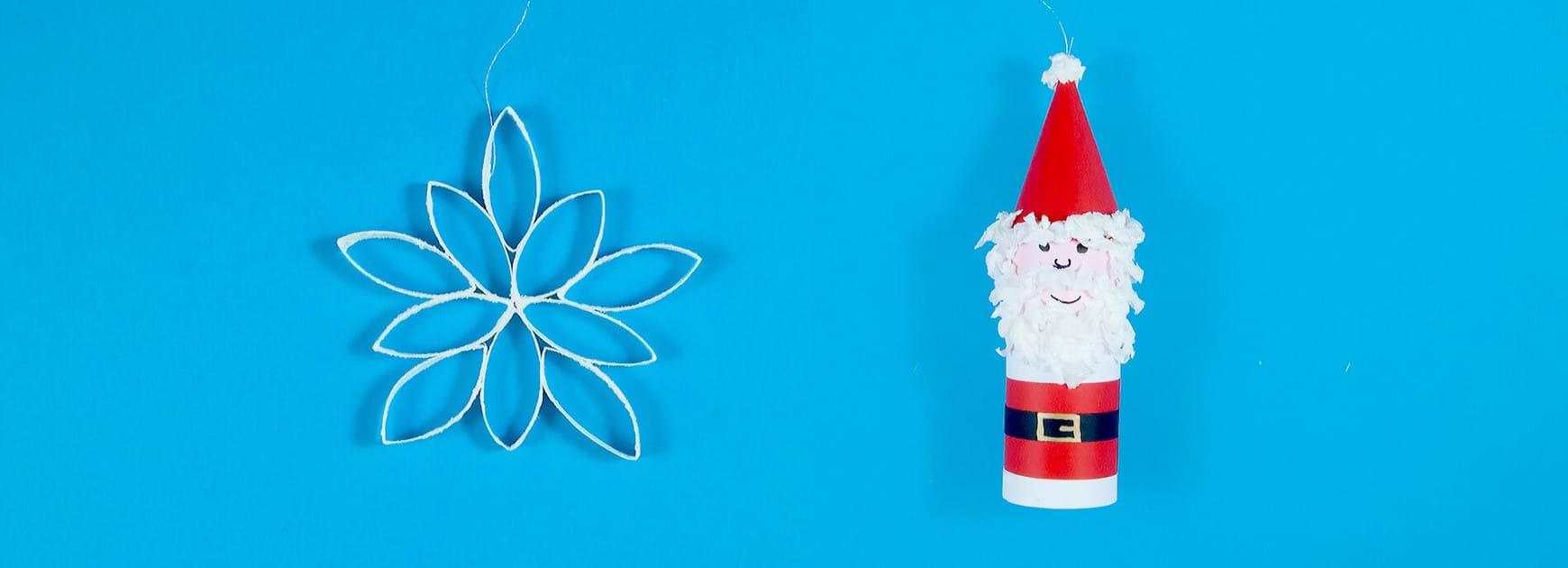 2 Bricolages De Noël Faciles Et Rapides - Lotus intérieur Bricolage De Noel Pour Maternelle
