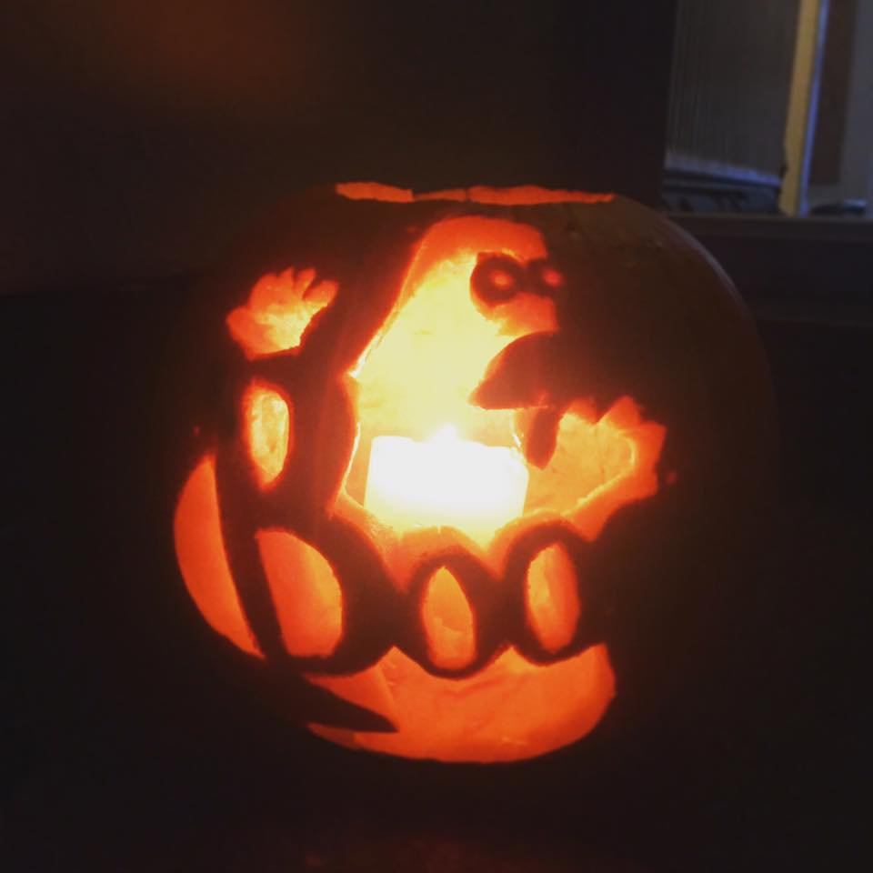 22 Idées Originales Pour Votre Citrouille D'halloween! | Fénoweb à Photo De Citrouille D Halloween