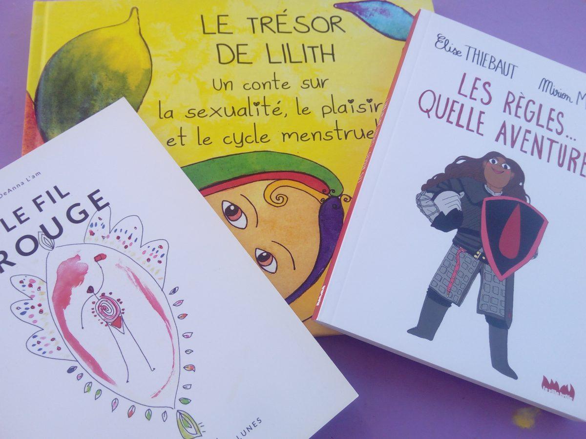3 Livres Pour Aborder La Question Des Règles Avec Nos Filles à Jeux De Fille De 11 Ans Gratuit ...