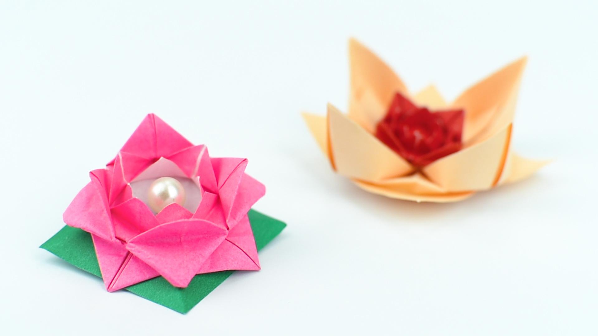 3 Manières De Faire Un Origami - Wikihow dedans Origami Rose Facile A Faire