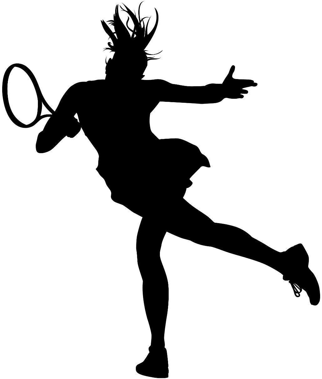 4570Book | Clipart Tennisspieler Kostenlos In Pack #6486 serapportantà Colorino A Imprimer