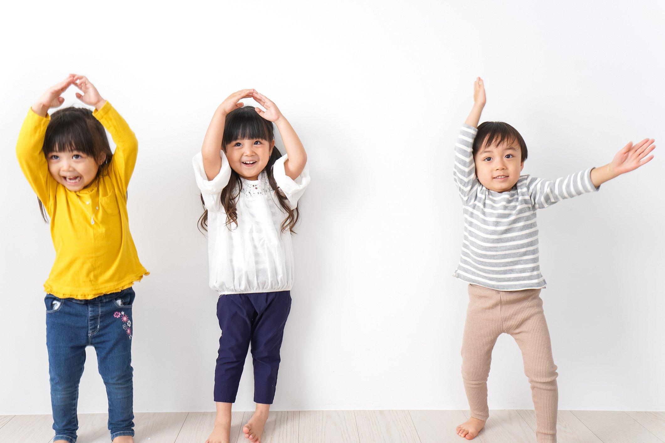 49 Activités Physiques Plaisantes À Faire Avec Des Enfants intérieur Jeux 3 Ans En Ligne Gratuit
