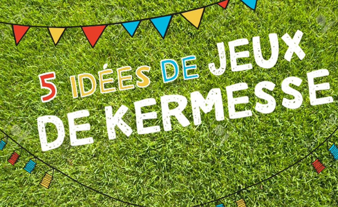 5 Activités Pour Les Kermesses - Blog Hop'toys encequiconcerne Idées Activités Tap Primaire