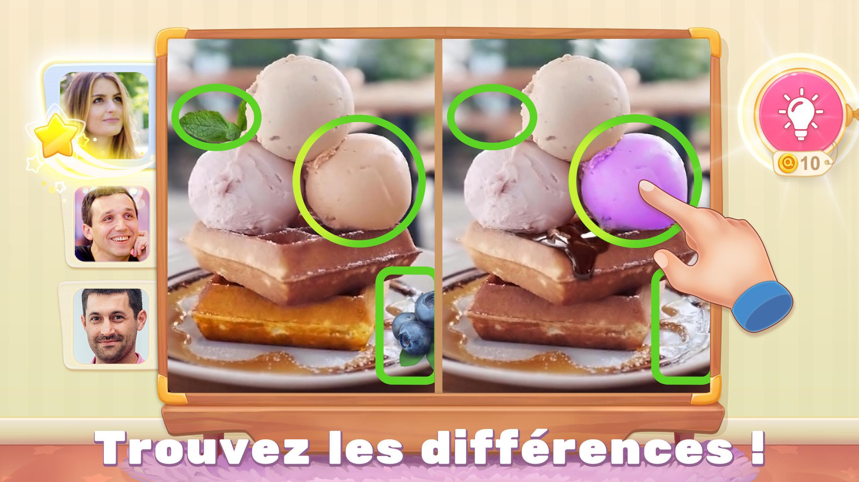 5 Différences En Ligne Pour Android - Téléchargez L'apk tout Les 5 Differences