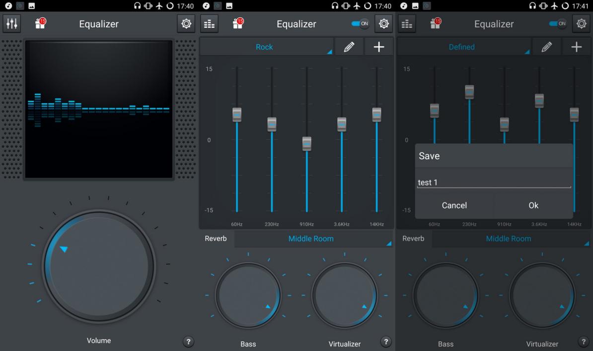5 Égaliseurs Audio Gratuits Pour Android destiné Effet Sonore Gratuit