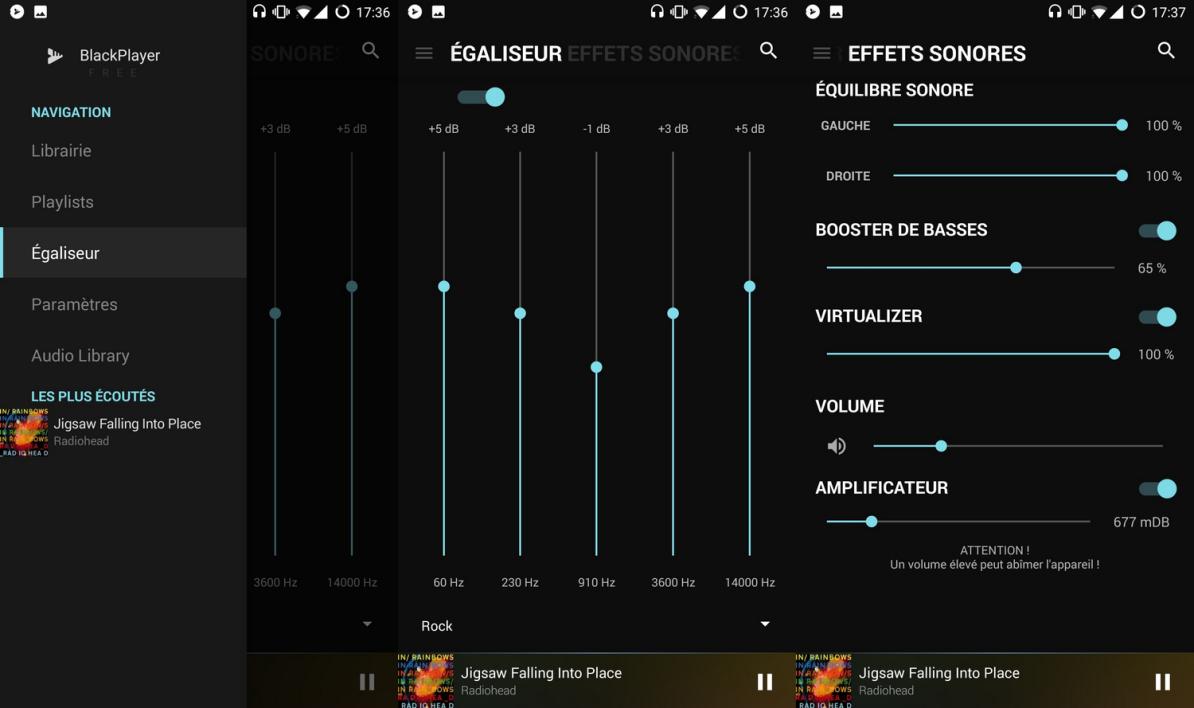 5 Égaliseurs Audio Gratuits Pour Android intérieur Effet Sonore Gratuit