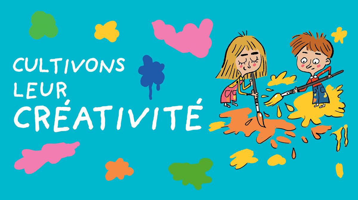 5 Idées D'Activités Artistiques À Réaliser Avec Ses Enfants - Actualités  Bayard Jeunesse tout Idées Activités Tap Primaire