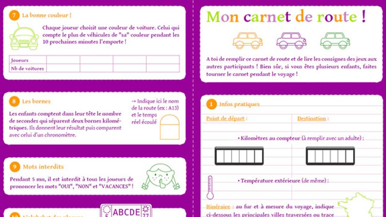 5 Jeux Éducatifs À Imprimer Pour Les Longs Trajets En encequiconcerne Jeux Petite Fille Gratuit