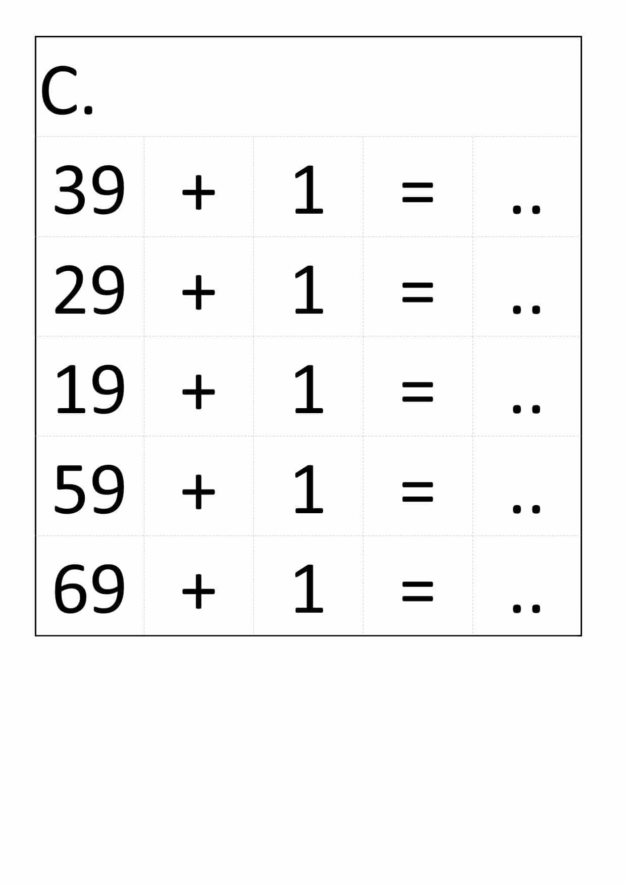 60 Exercices De Calcul Réfléchi Pour Cp Ou Ce1 dedans Fiche Géométrie Cp