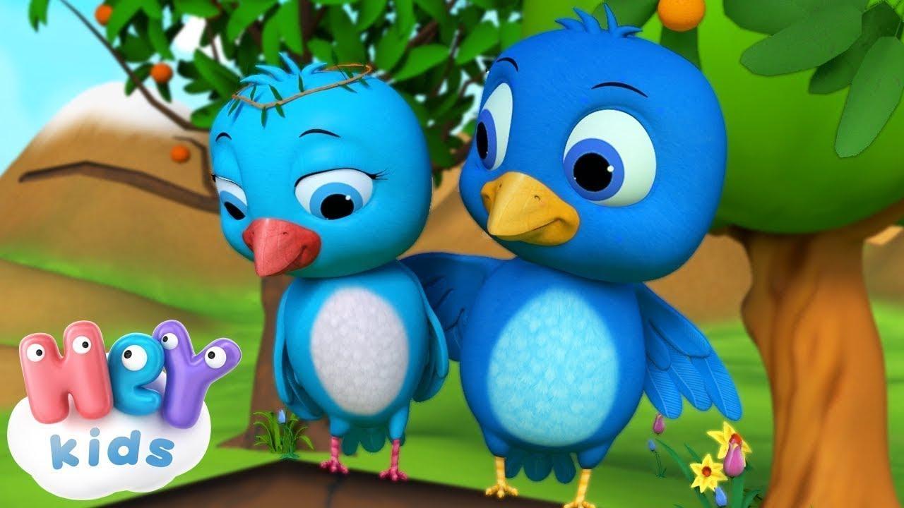 À La Volette - Mon Petit Oiseau A Pris Sa Volée - Chanson Pour Enfants pour Vol Petit Oiseau