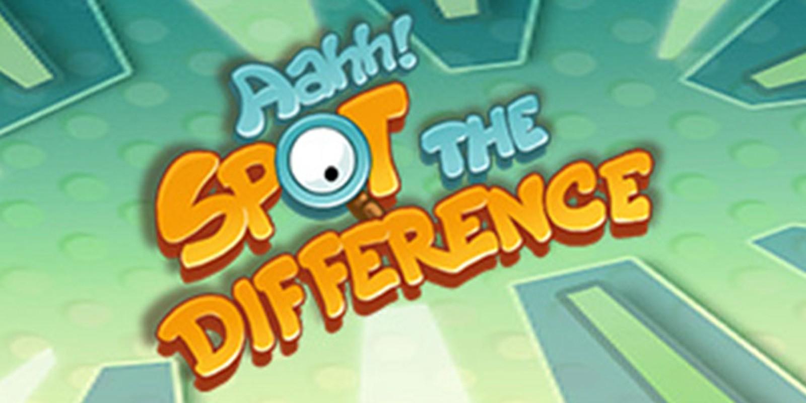 Aahh! Spot The Difference | Nintendo Dsiware | Jeux | Nintendo encequiconcerne Jeux De Différence