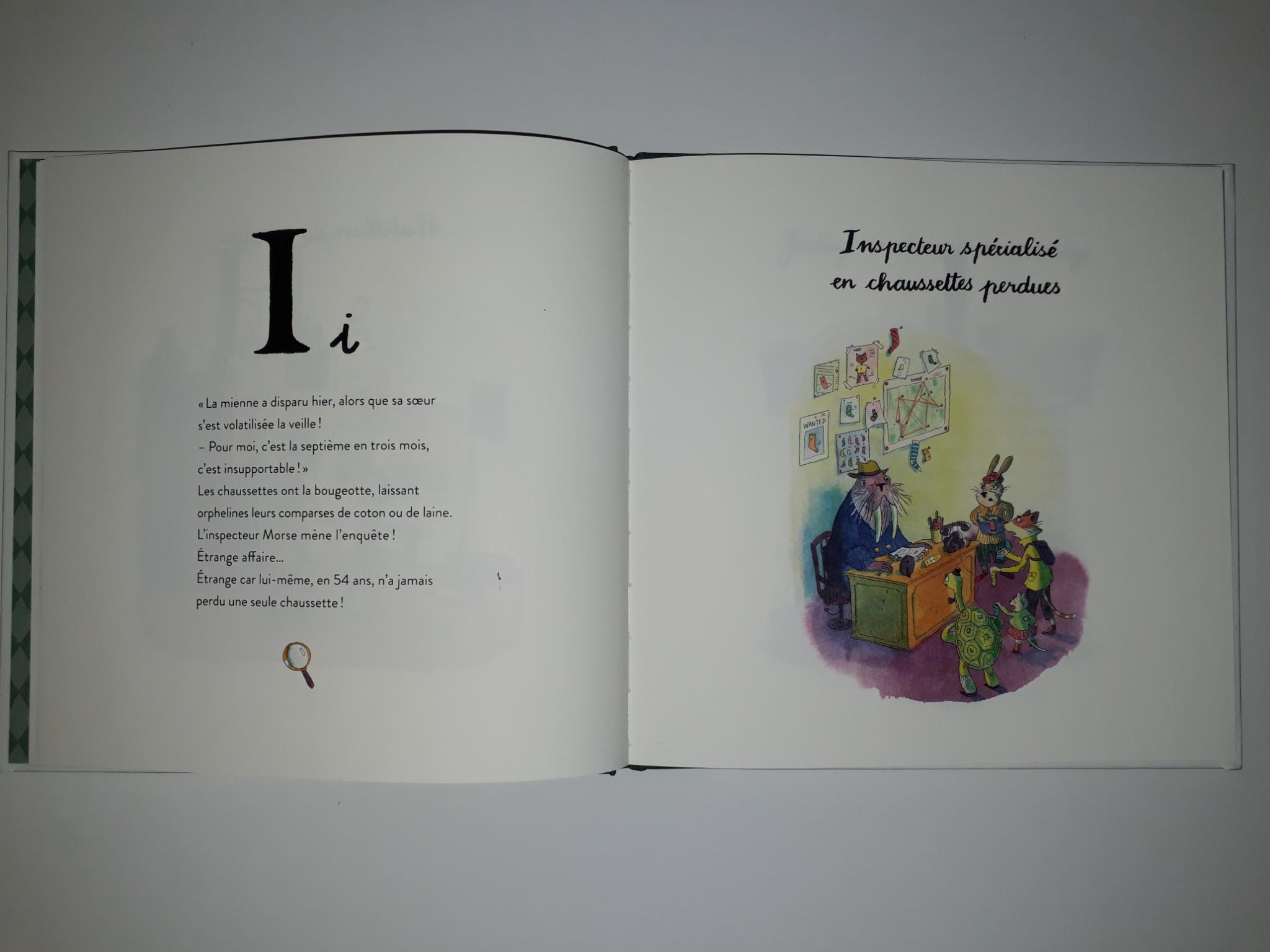 Abécédaire Des Métiers Imaginaires - Les Chroniques D'evenusia intérieur Exemple D Un Abécédaire