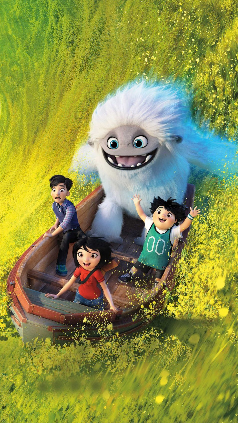 Abominable Animation Adventure Comedy 2019 pour Film D Animation Dreamworks
