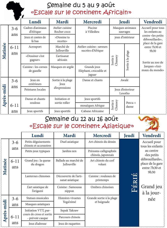 Accueil De Loisirs 3-11 Ans 9-17 Ans - Pdf Téléchargement encequiconcerne Jeux Sportifs 6 12 Ans