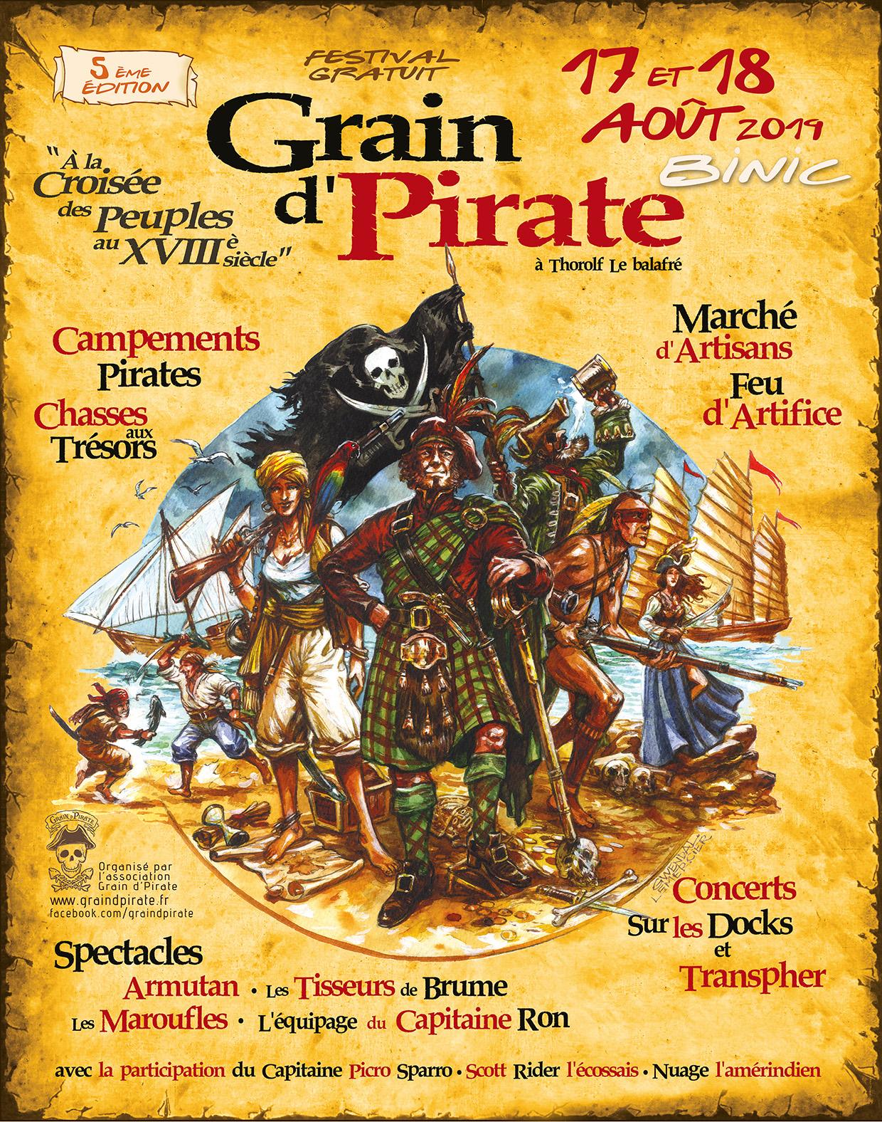 Accueil - Grain D'pirate concernant Histoires De Pirates Gratuit