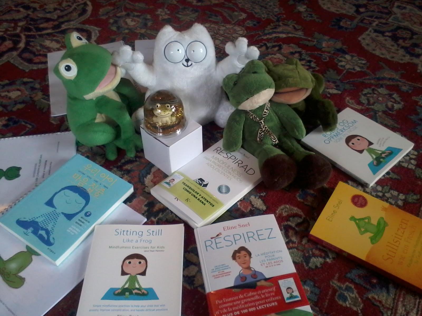 Achtsamkeit Mit Kindern | Easy Hausi 2 pour La Grenouille Meditation