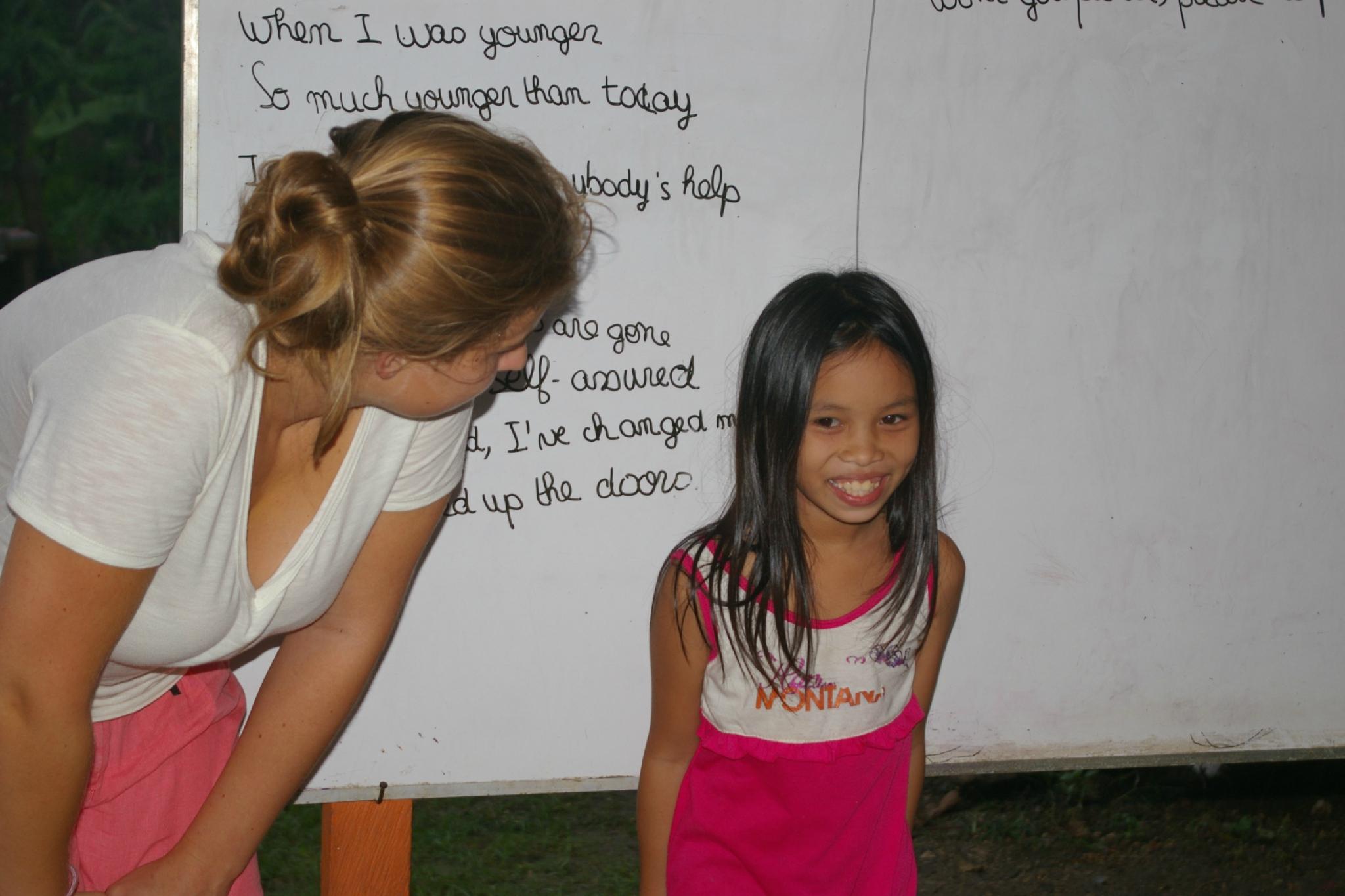 Activités Avec Les Enfants - Projet Gk Dumanjug avec Frere Jacques Anglais