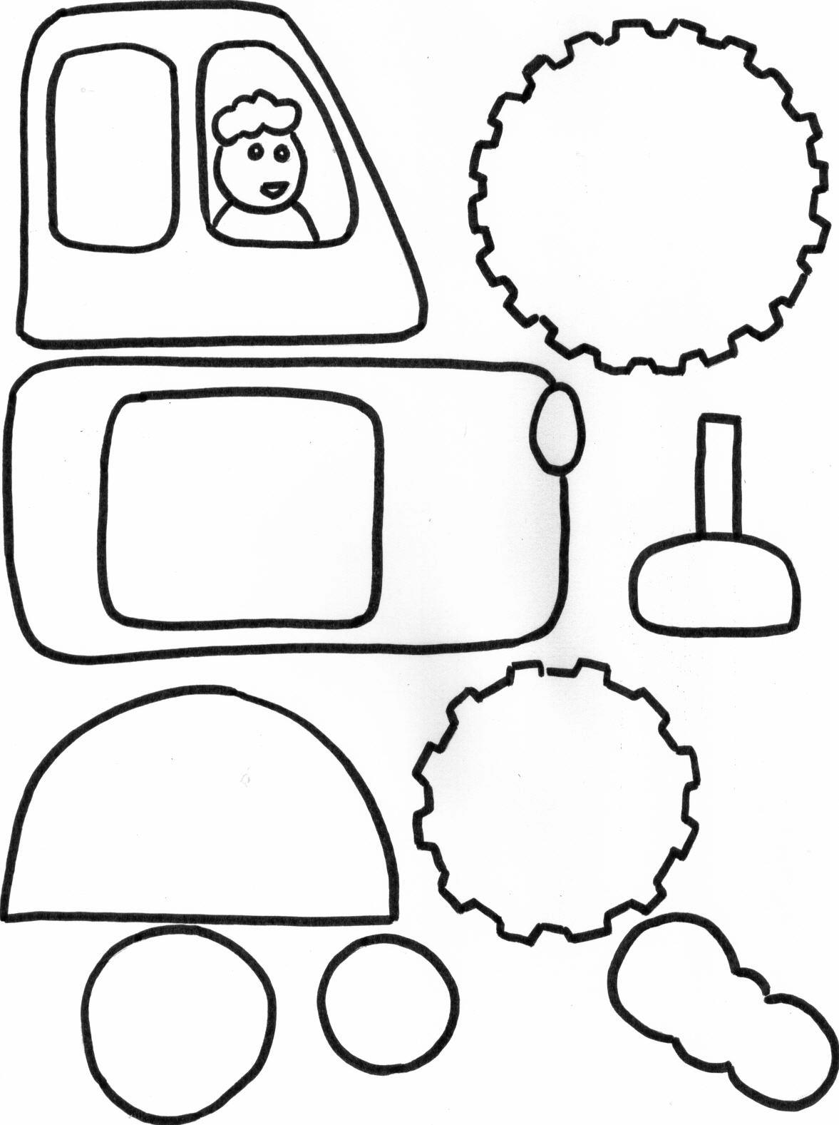 Activités Du Mois dedans Découpage Collage Maternelle À Imprimer