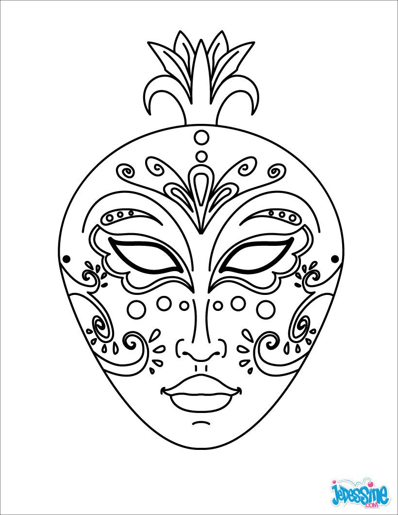 Activités Manuelles Masques A Decouper - Fr.hellokids tout Coloriage Ralph La Casse