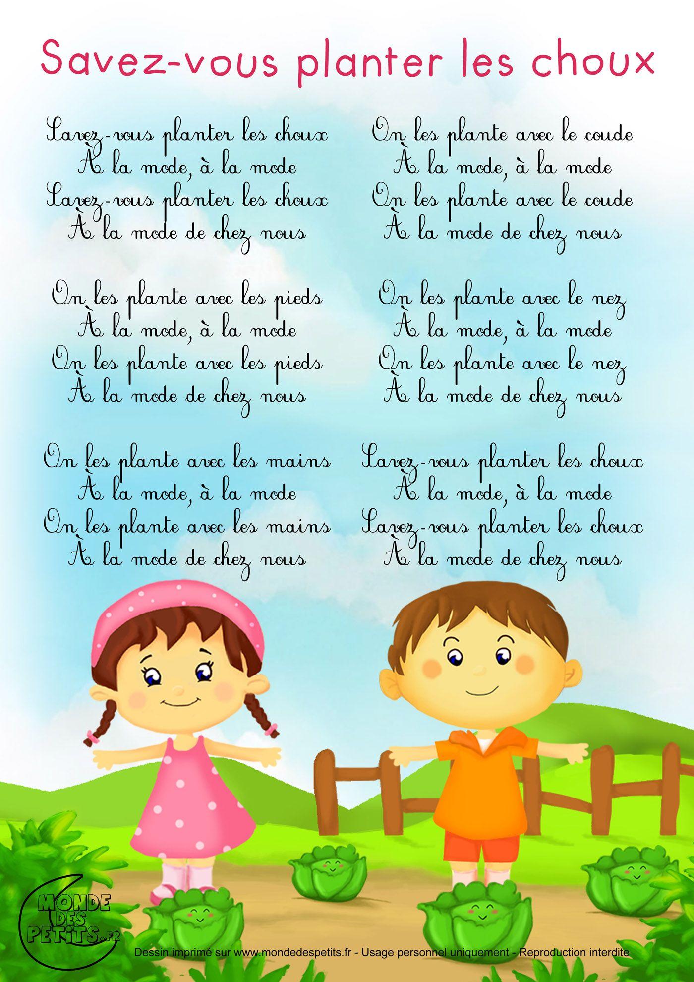 Afocal Bretagne. L'idéal Étant De Connaître Les Paroles Et L intérieur Les Petites Marionnettes Chanson