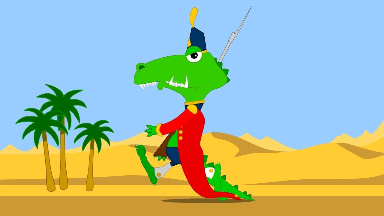 Ah Les Crocodiles - Comptines Et Chansons Pour Enfants à Ah Les Cro