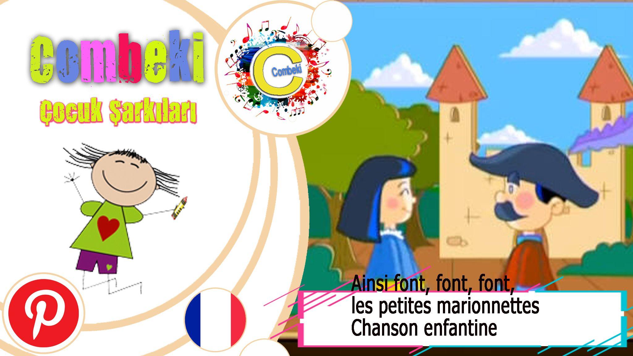 Ainsi Font Font Font Les Petites Marionnettes - Chansons avec Les Petites Marionnettes Chanson