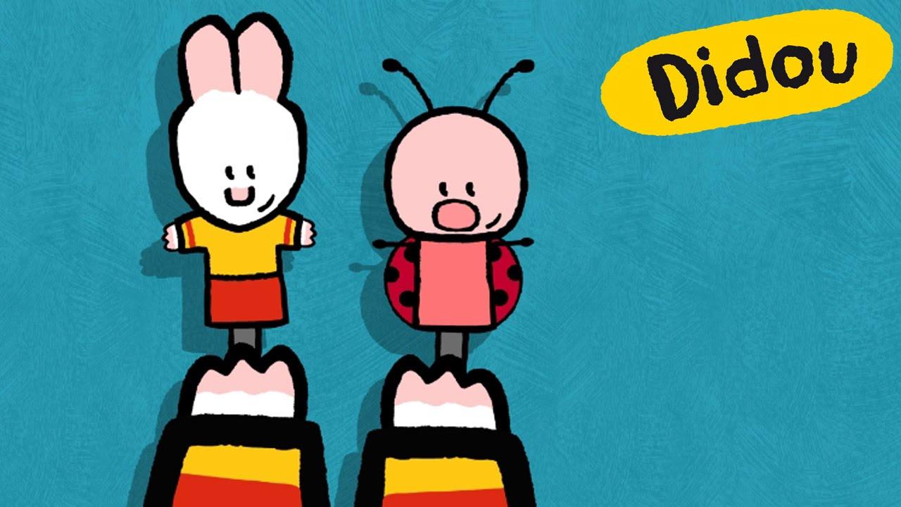 Ainsi Font Font Font Les Petites Marionnettes - Comptines Et Chansons Pour  Les Enfants Avec Didou tout Les Petites Marionnettes Chanson