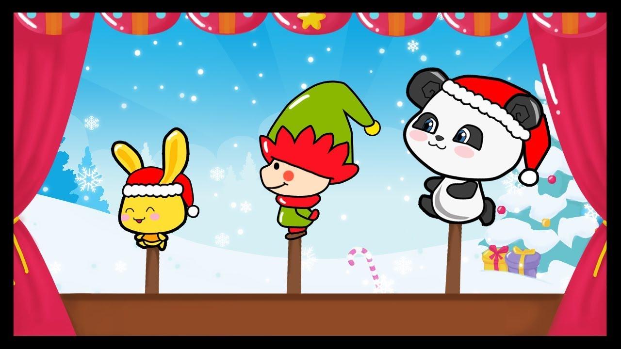Ainsi Font Font Font Les Petites Marionnettes - Version Noël Pour Les  Enfants - Titounis intérieur Les Petites Marionnettes Chanson