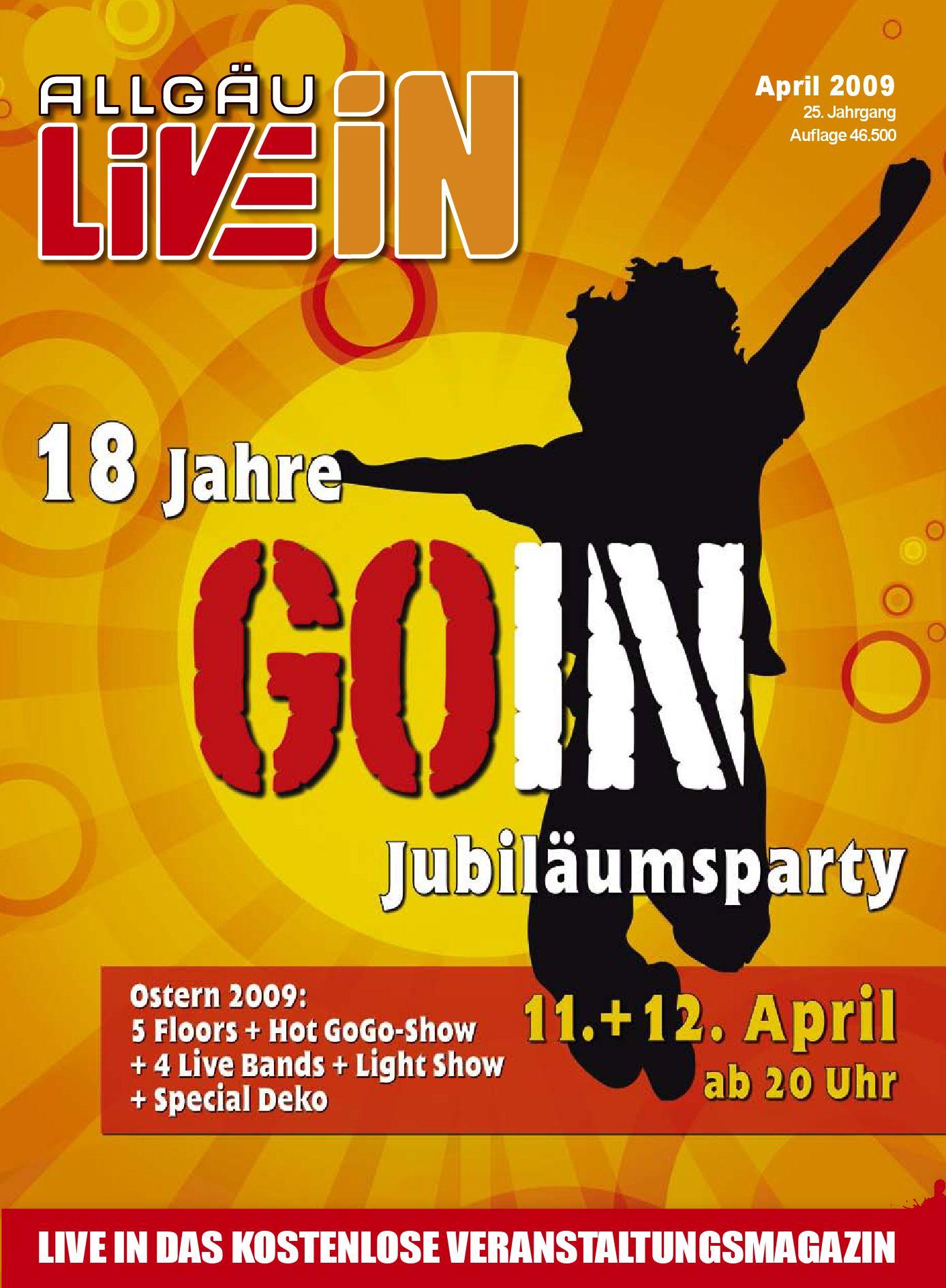 Allgäu Live In (04.2009) By Live In Verlag - Issuu avec Musique Cirque Mp3