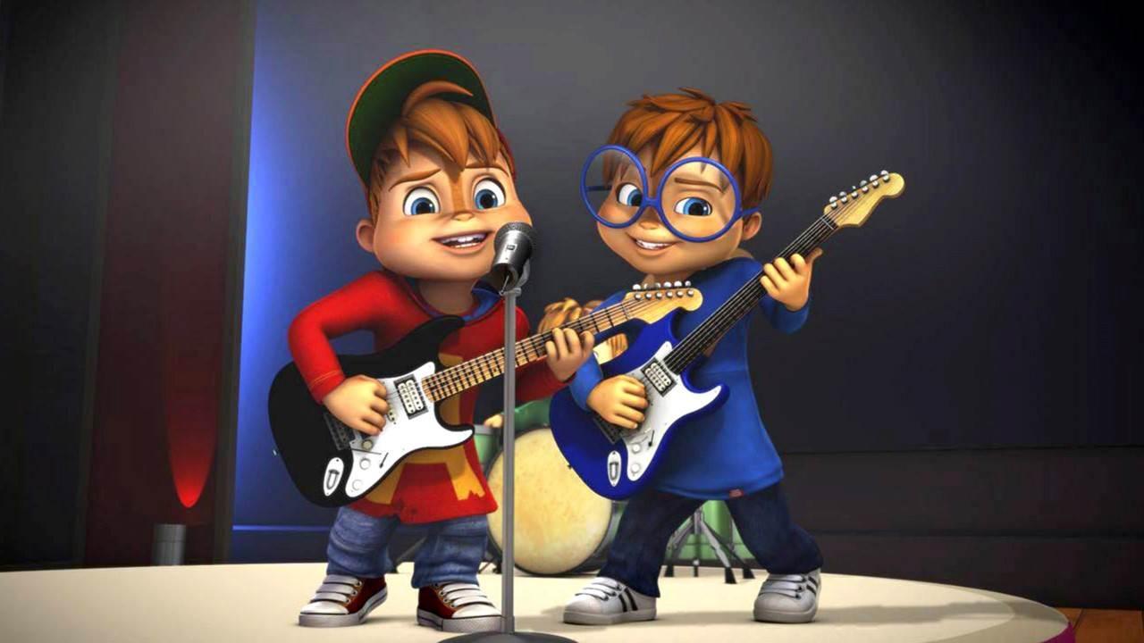 Alvinnn !!! Et Les Chipmunks (2015) - Série - Dessin Animé concernant Dessin De Alvin Et Les Chipmunks