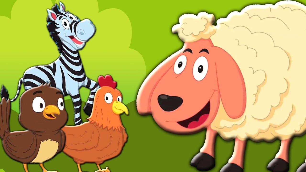 Animale Sonore Chanson | Chansons Pour Enfants | Apprendre Le Son Des  Animaux | Animals Sound Song concernant Chanson Pour Les Animaux
