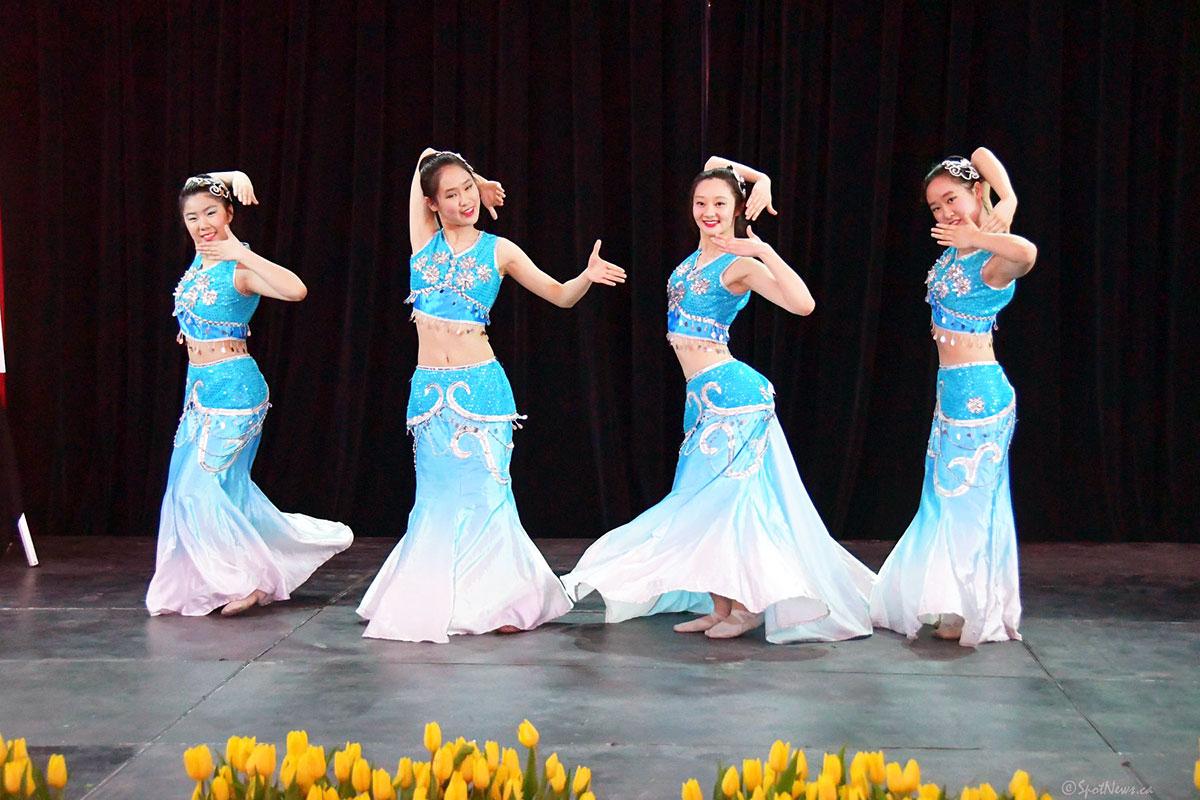 Année Du Tourisme Canada-Chine 2018 - Accueil - Année Du pour Spectacle Danse Chinoise