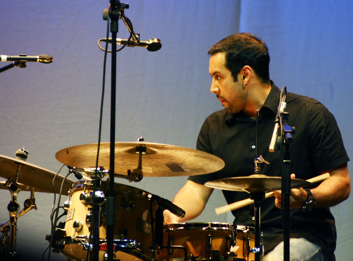 Antonio Sánchez (Batteur) — Wikipédia avec Musicien Mexicain