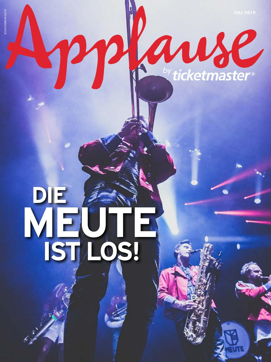 Applause 07/2019 By Ticketmastermagazin - Issuu encequiconcerne Album Printemps Gs
