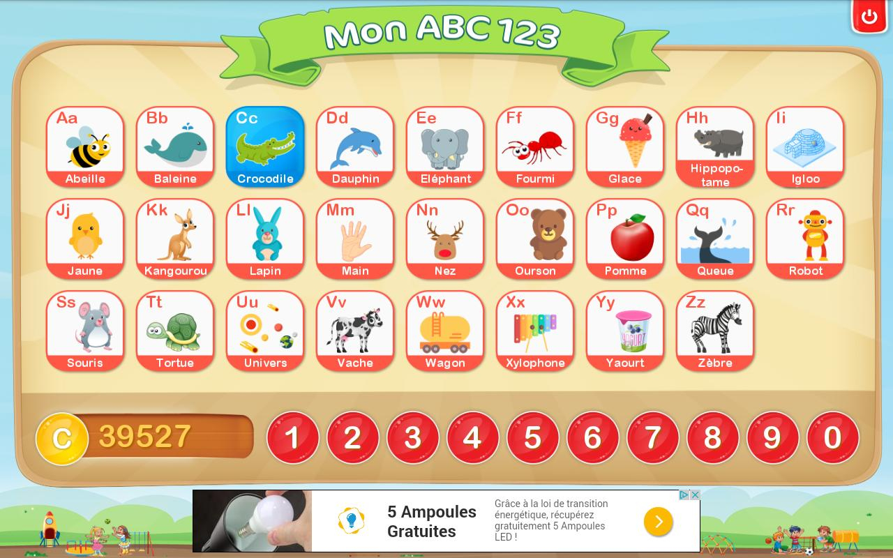 Apprendre L'alphabet Et Chiffres Français Gratuit Pour encequiconcerne Chanson Des Chiffres En Français
