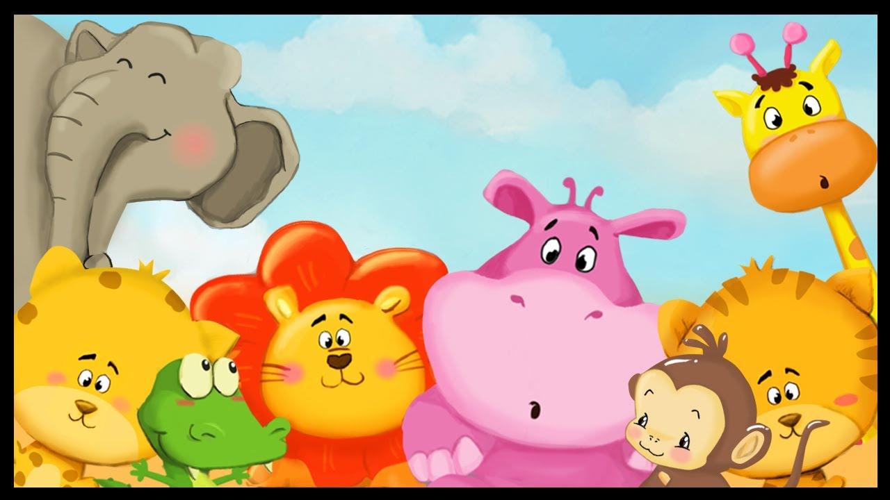Apprendre Les Animaux De La Savane à Apprendre Les Animaux Pour Bebe