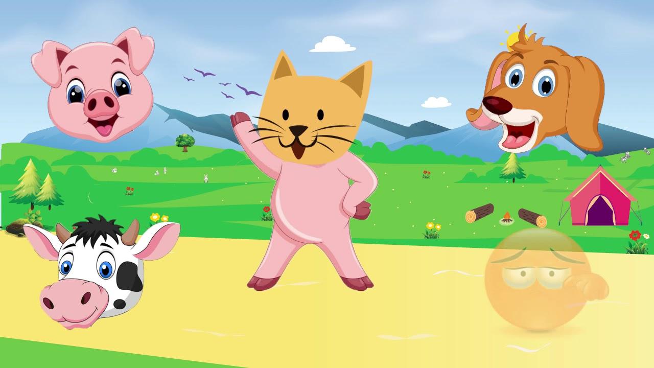 Apprendre Les Animaux Pour Bébé Comptines Pour Bébé | Sons D'animaux Pour  Les Enfants #128 encequiconcerne Apprendre Les Animaux Pour Bebe