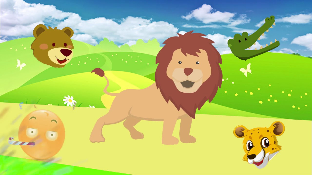 Apprendre Les Animaux Pour Bébé | Comptines Pour Bébé | Sons D'animaux Pour  Les Enfants #65 intérieur Apprendre Les Animaux Pour Bebe