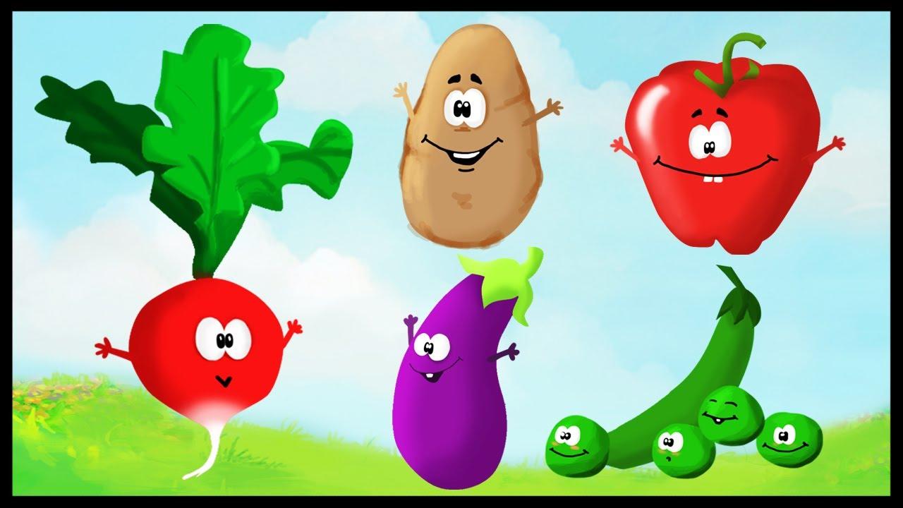 Apprendre Les Légumes En S'amusant (Francais) encequiconcerne Chanson Sur Les Fruits Et Légumes