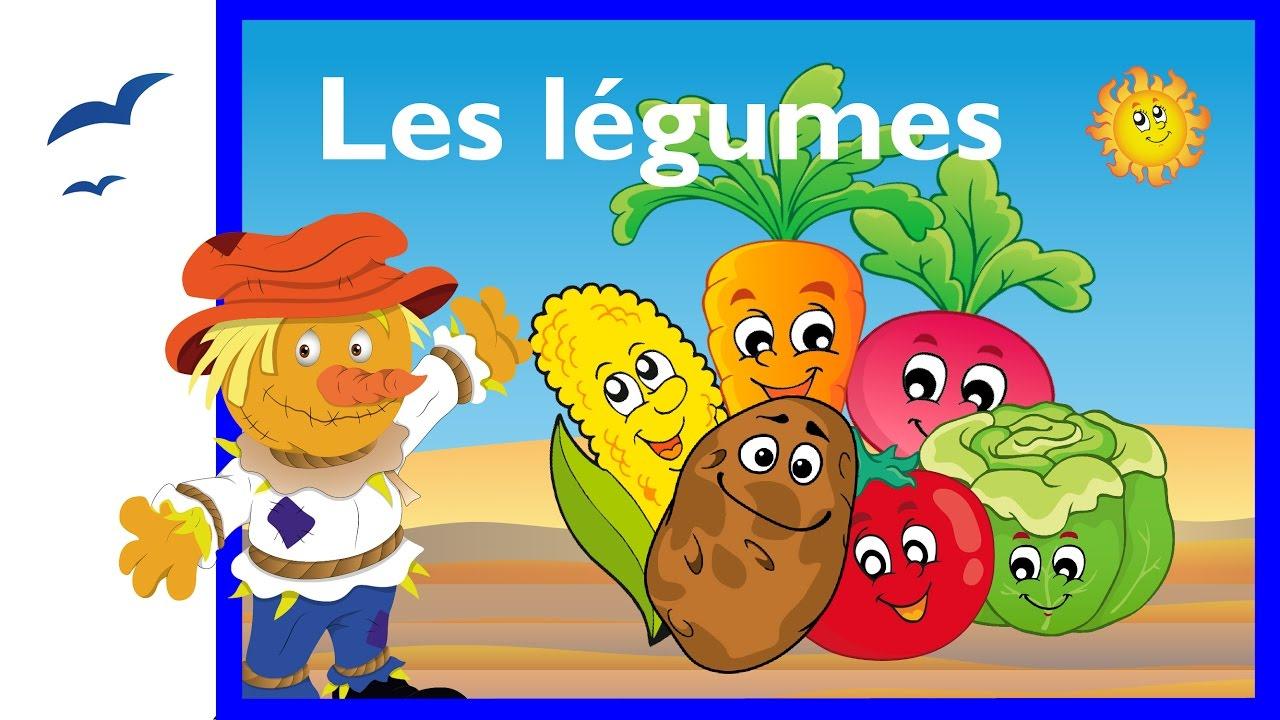 Apprentre Les Légumes (Fr) - Jeu Éducatif - avec Jeux Educatif 3 Ans En Ligne