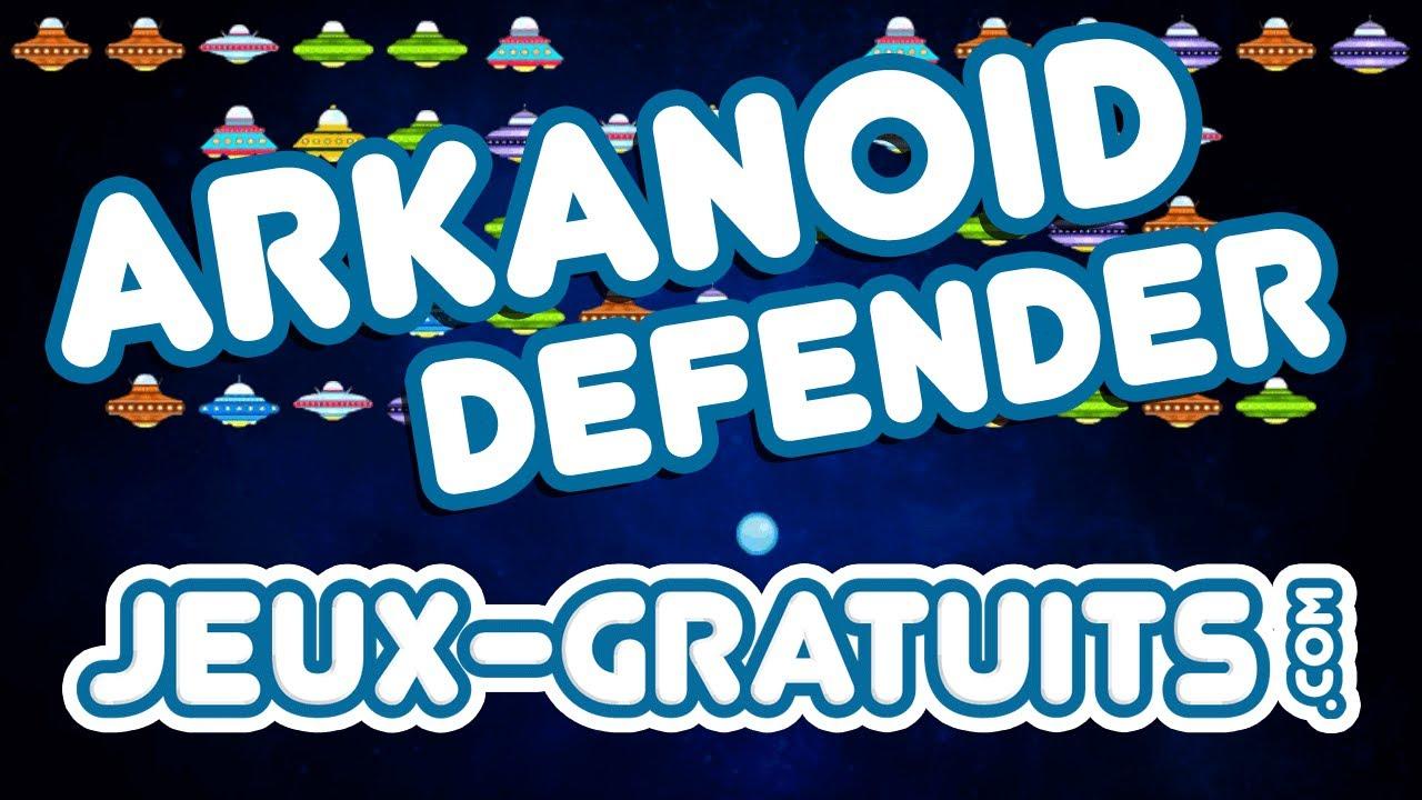 Arkanoid Defender : Jeu Gratuit En Ligne Sur Jeux-Gratuits concernant Jeux De Casse Brique Gratuit En Ligne
