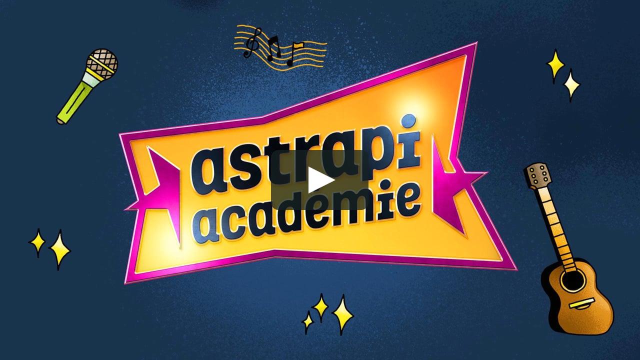"""Astrapi Académie 2019 - La Chanson De Louise, """"mégastrapi"""" tout Chanson De La Patate"""