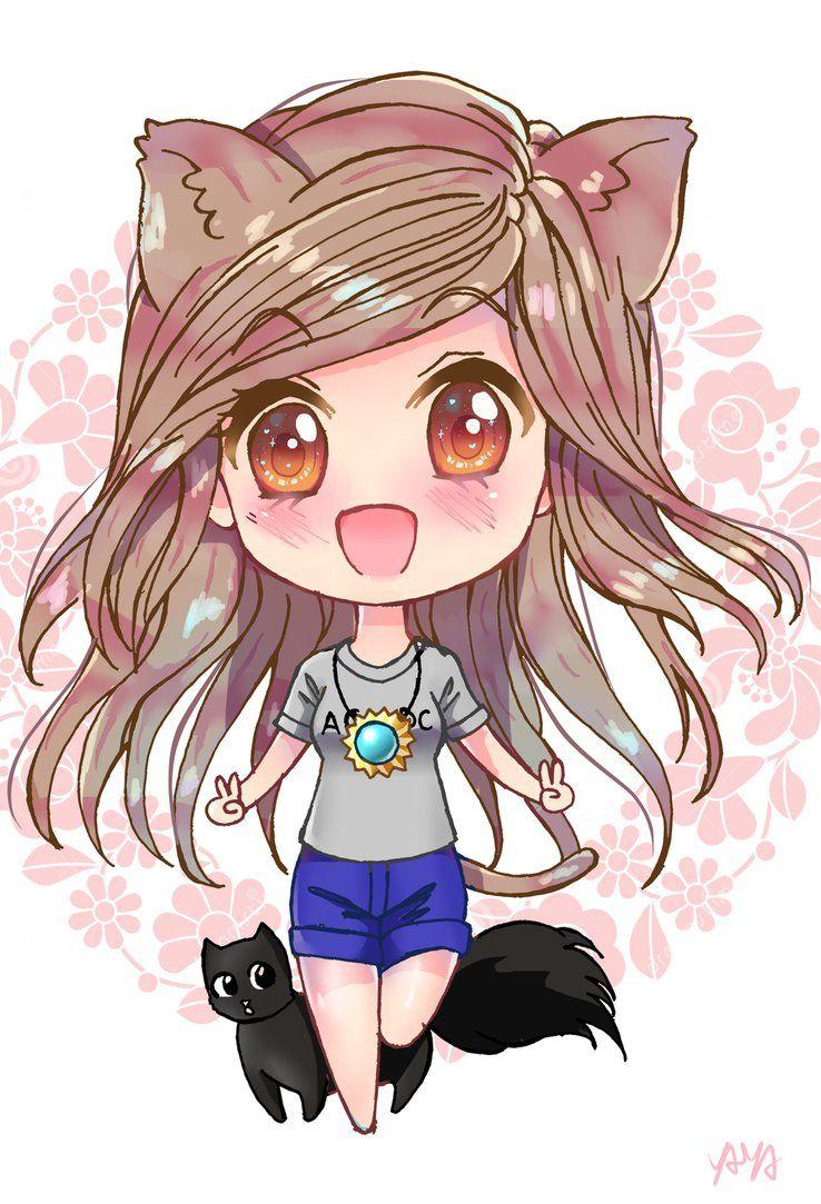Atelier Chibi-Kawaii Manga Et Coloriage destiné Coloriage Manga Kawaii