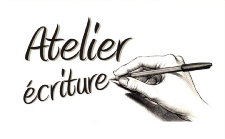 Ateliers D'écriture Littéraire dedans Image Écriture