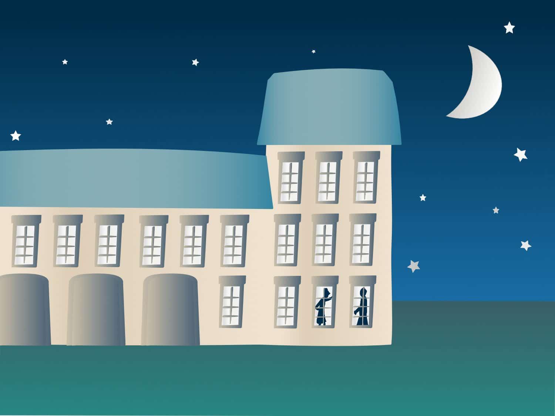 Au Clair De La Lune: The Risqué French Nursery Rhyme pour Clair De La Lune Lyrics