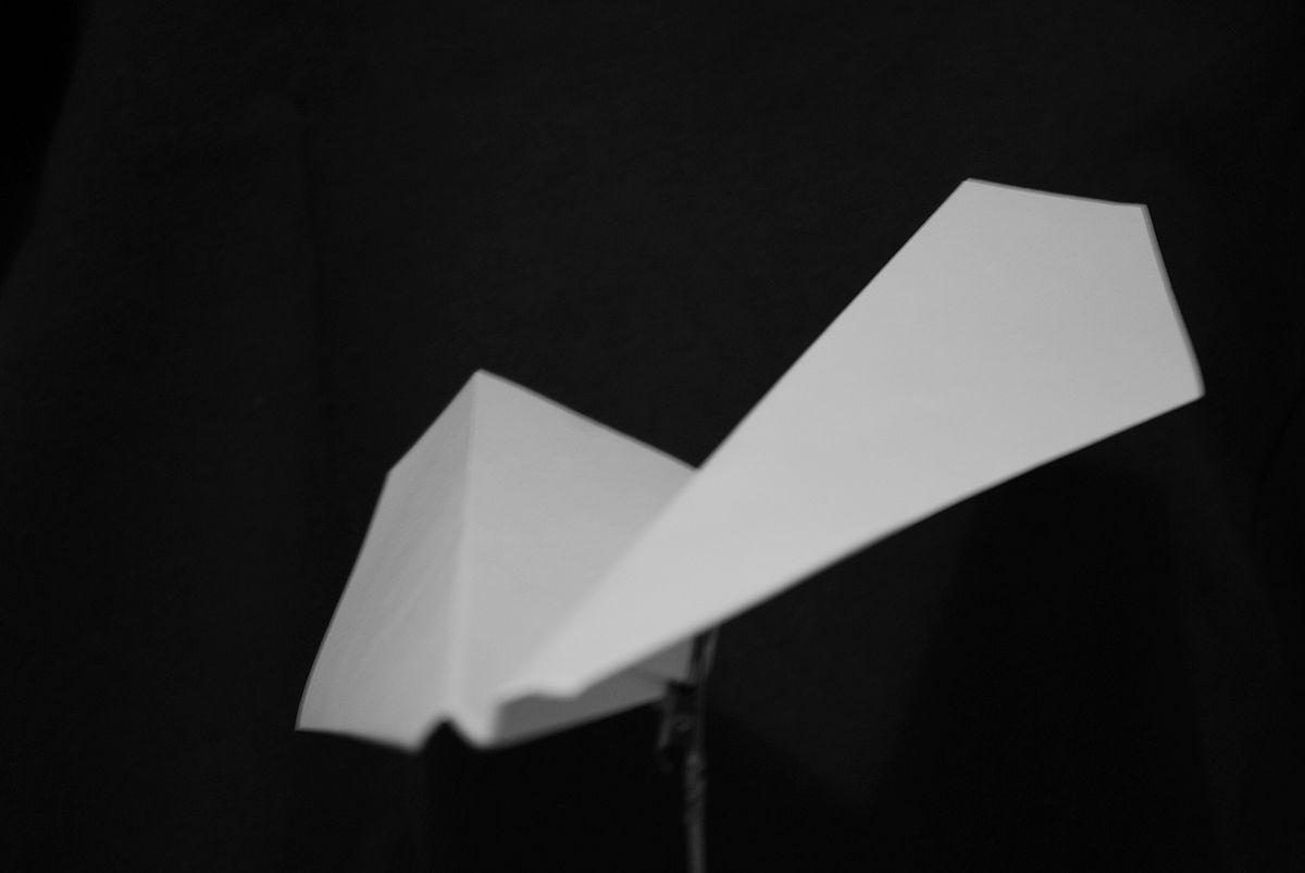 Avion De Papier — Wikipédia pour Origami Facile A Faire En Français